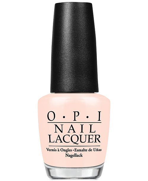 OPI Nail Lacquer, Sweet Heart