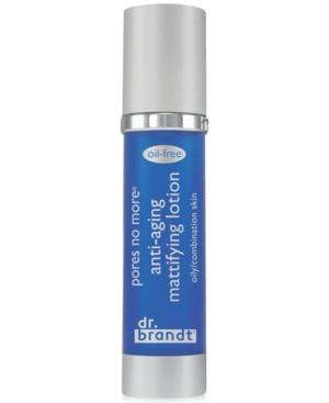 pores no more anti-aging mattifying lotion