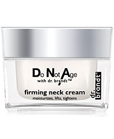 dr. brandt do not age firming neck cream, 1.7 oz