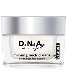 do not age firming neck cr...