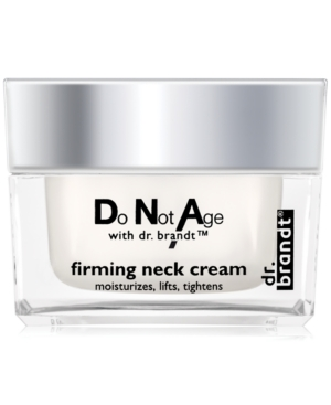do not age firming neck cream