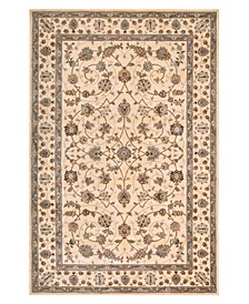 "Wool and Silk 2000 2023 Ivory 2'6"" x 4'3"" Area Rug"