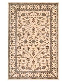 "Nourison Area Rug, Wool & Silk 2000 2023 Ivory 8'6"" x 11'6"""
