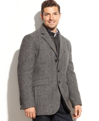 Wool Tweed Blazer
