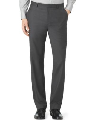 Straight Fit Dress Pants WL9G85PY