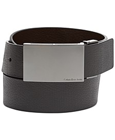 Reversible Embossed Plaque Belt