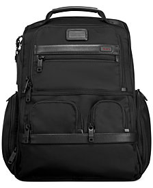 Tumi Alpha Bravo Compact Laptop Brief Backpack