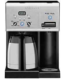 Cuisinart CHW-14 10-Cup Coffee Plus Coffee Maker with Hot Water System