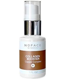 NuFACE Collagen Booster Copper Complex Serum, 1 oz