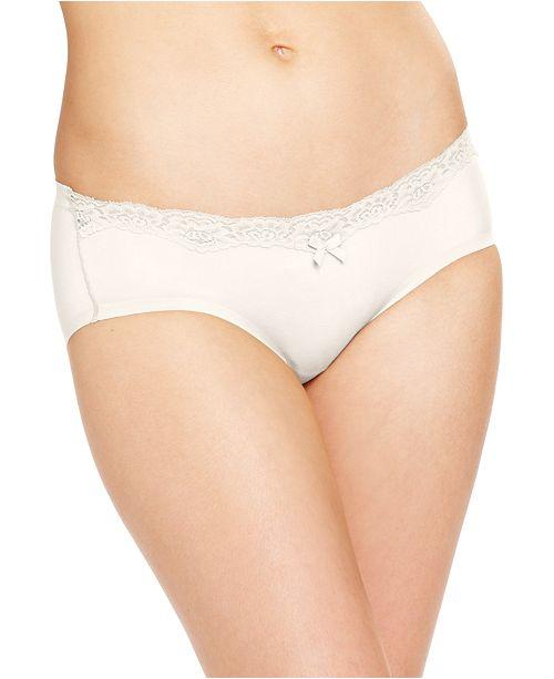 Maidenform Comfort Devotion Lace Hipster Underwear 40861