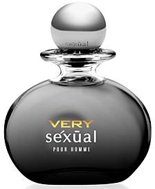 Men's Very Sexual Pour Homme Eau de Toilette Spray, 2.5-oz.