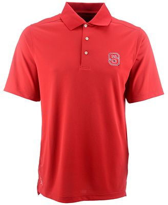 Ping Men's Short-Sleeve North Carolina State Wolfpack Iron Polo