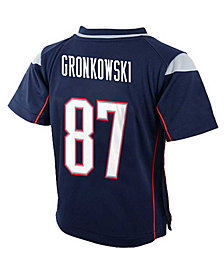 Nike Toddlers' Rob Gronkowski New England Patriots Jersey