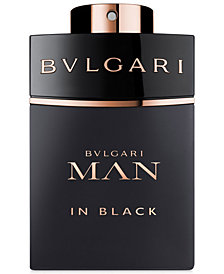 BVLGARI Men's Man In Black Eau de Parfum Spray, 5-oz.