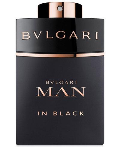 BVLGARI Man in Black Fragrance Collection