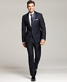 Ryan Seacrest Distinction Navy Tuxedo Separates