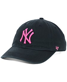 '47 Brand New York Yankees Clean Up Cap