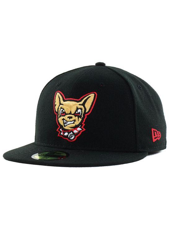New Era El Paso Chihuahuas 59FIFTY Cap