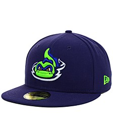 Vermont Lake Monsters 59FIFTY Cap