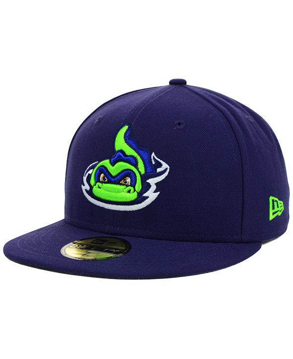New Era Vermont Lake Monsters 59FIFTY Cap