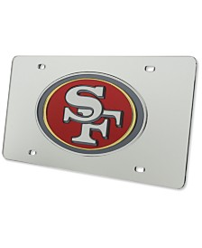 Rico Industries San Francisco 49ers Laser Tag License Plate