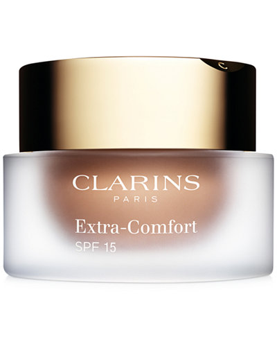 Clarins Extra-Comfort Foundation SPF 15, 1.1 oz