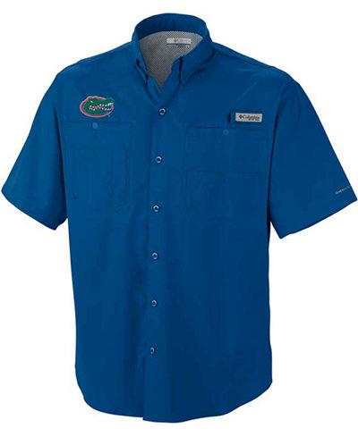 Columbia Men's Florida Gators Tamiami Shirt