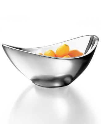"""Nambe 9"""" Butterfly Bowl"""