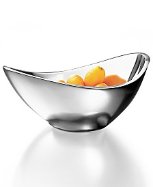 "Nambe 9"" Butterfly Bowl"
