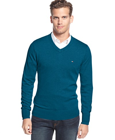 Tommy Hilfiger Signature Solid Sweater