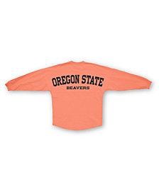 Royce Apparel Inc Women's Long-Sleeve Oregon State Beavers Sweeper T-Shirt