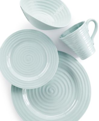 Sophie Conran Celadon Luncheon Plate Set of 4