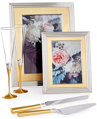 Vera Wang Wedgwood With Love Gold Gifts