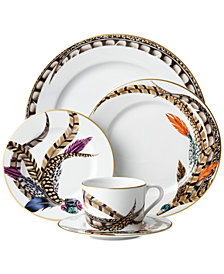 Ralph Lauren Carolyn Dinnerware 5 Piece Place Setting