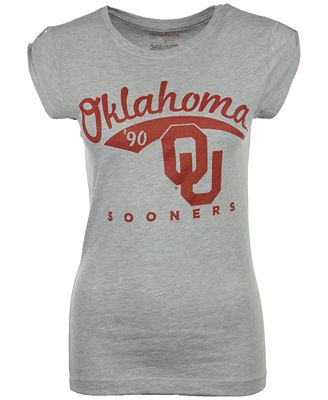 camp david women 39 s oklahoma sooners graphic t shirt sports fan shop. Black Bedroom Furniture Sets. Home Design Ideas