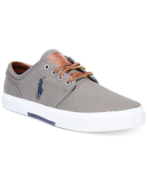 Ralph Lauren Faxon Sneaker 7vTIaEQtZ5