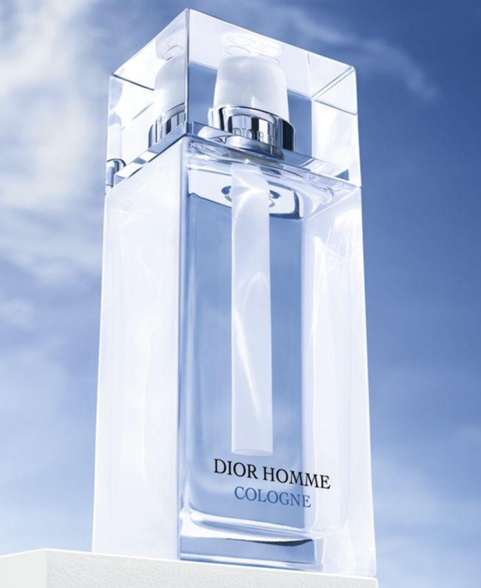 Dior Men's Homme Cologne Eau de Toilette Spray, 6.7 oz - Created for Macy's & Reviews - All Cologne - Beauty - Macy's