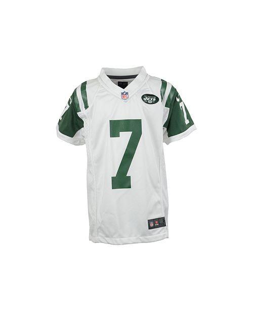 7155b93ec13 Nike Kids' Geno Smith New York Jets Game Jersey, Big Boys (8-20 ...