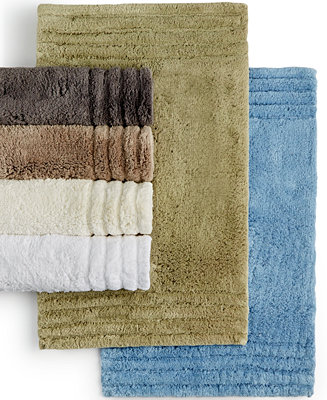 Hotel Collection Microcotton Rug Collection, Only at Macy's - Bath Rugs & Bath Mats - Bed & Bath - Macy's