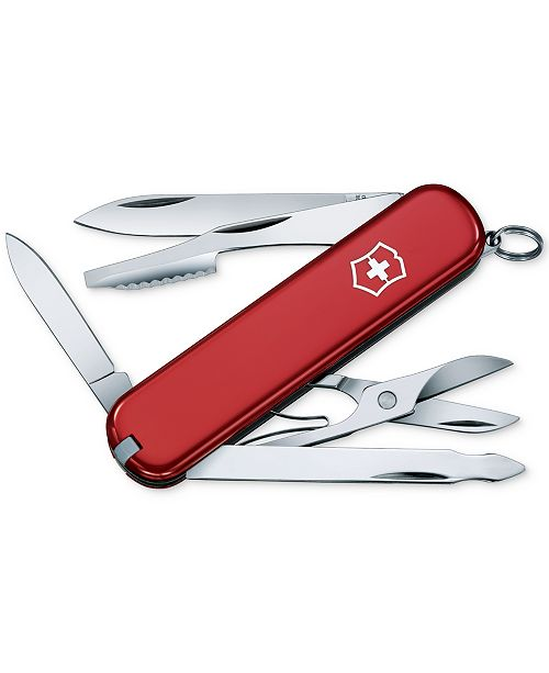 Victorinox Swiss Army Executive Red Pocket Knife 53401