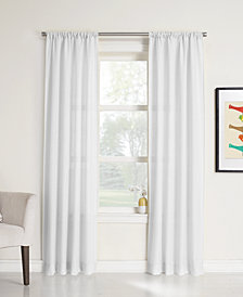"CLOSEOUT! Lichtenberg No. 918 Elation Sheer 40"" x 95"" Curtain Panel"