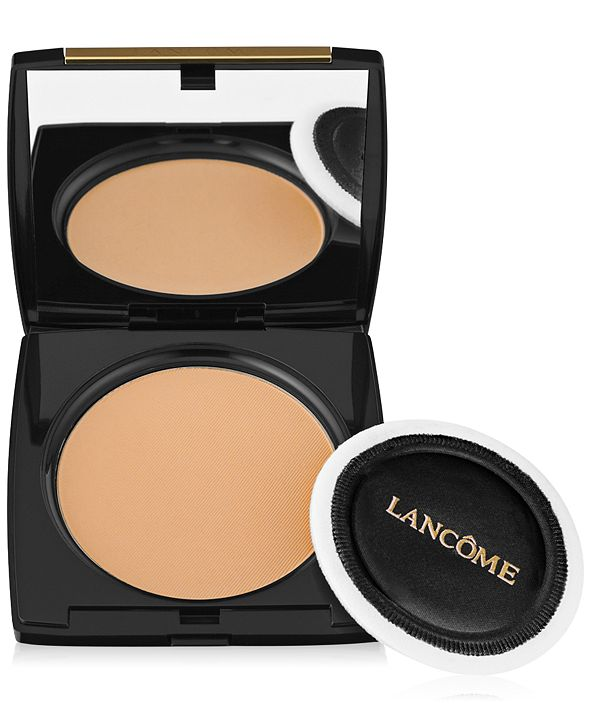 Lancome Dual Finish Multi-Tasking Powder Foundation Oil-free Face Powder