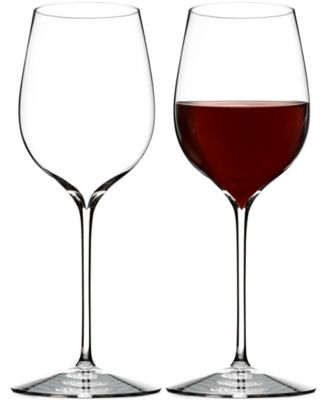 Elegance Pinot Noir Wine Glass Pair