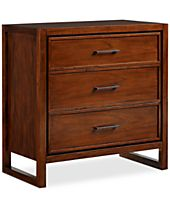 Battery Park 3 Drawer Chest, Created for Macy's