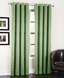 "Sun Zero Grant Room Darkening Grommet 54"" x 84"" Curtain Panel"