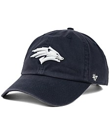 '47 Brand Nevada Wolf Pack NCAA Clean-Up Cap