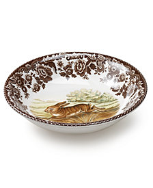 Woodland by Spode Rabbit Cereal Bowl