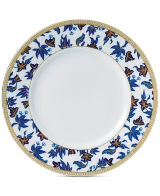 Hibiscus Accent Plate