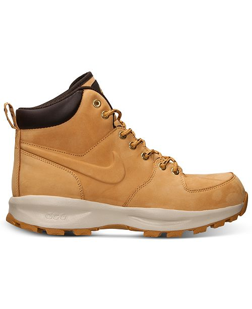 Men's Manoa Leather Boots from Finish Line