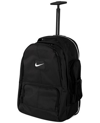 Nike Boys' or Girls' Rolling Backpack - Accessories & Backpacks ...